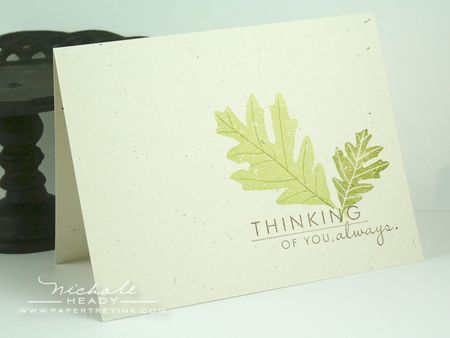 Thinking of You ALways Card