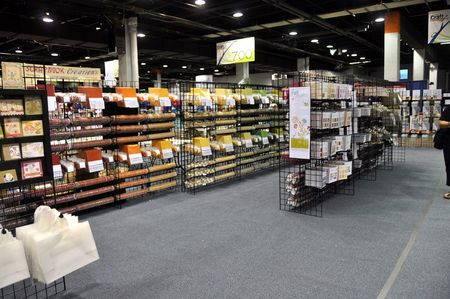 Booth cardstock