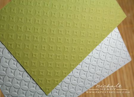 Embossing plate