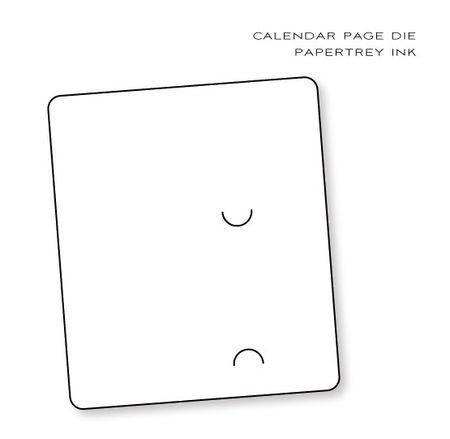 Calendar-Page-die