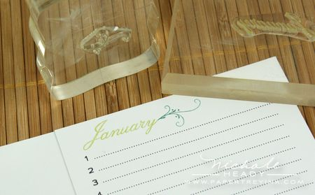 Stamping month