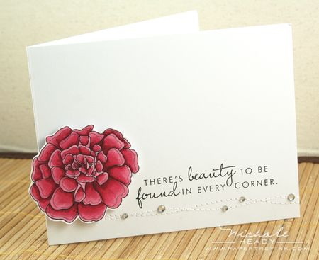 Beauty Card