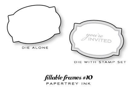 Fillable-frames-10-die