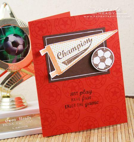 Champion card