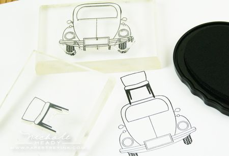 Stamping car & chair