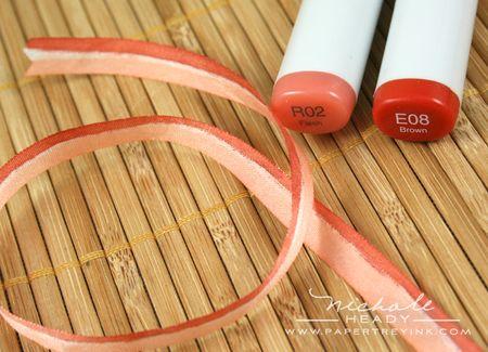 Copic ribbon