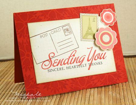 Sending You card