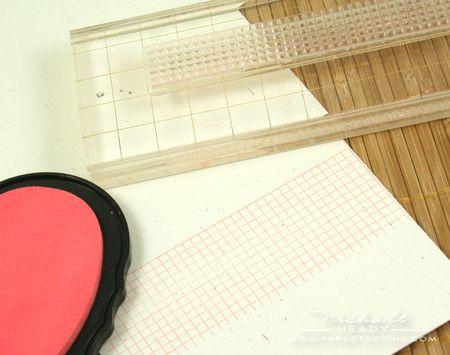 Stamping grid