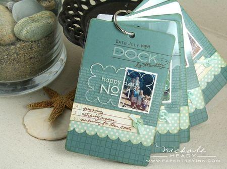 Happy Days Mini Book