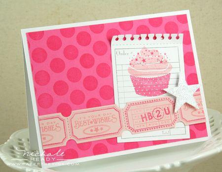 Ticket Birthday Card
