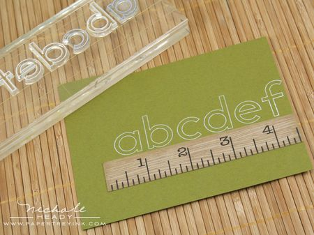 Stamping abc