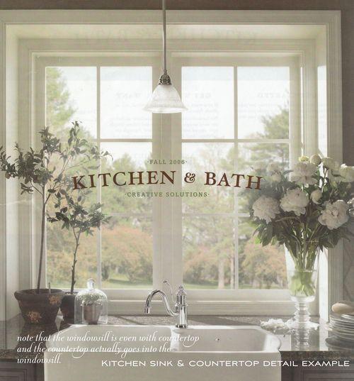 Kitchen Window example