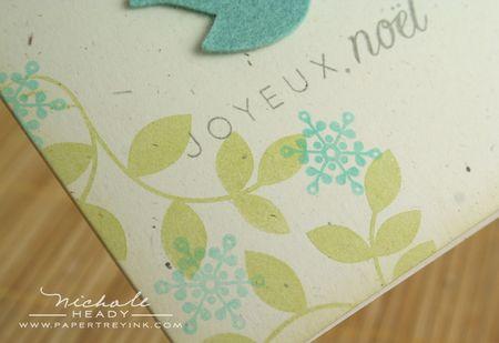 Leaves & snowflakes