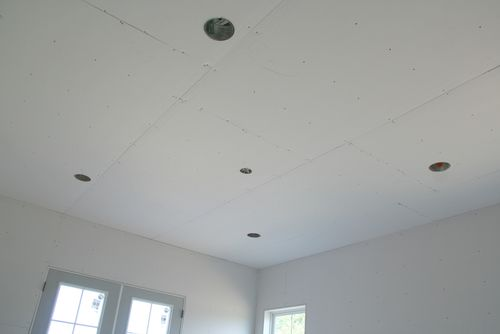 Master ceiling
