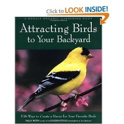 Attracting Birds cover