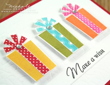 Gifts closeup