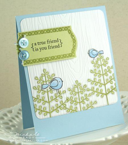 True Friend Card