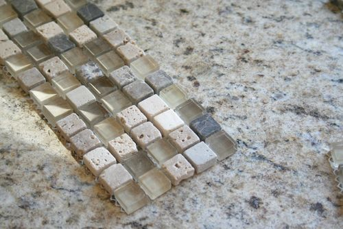Kitchen backsplash sample
