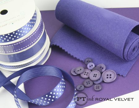 Royal Velvet Collection