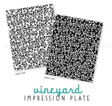 Vineyard-impression-plate