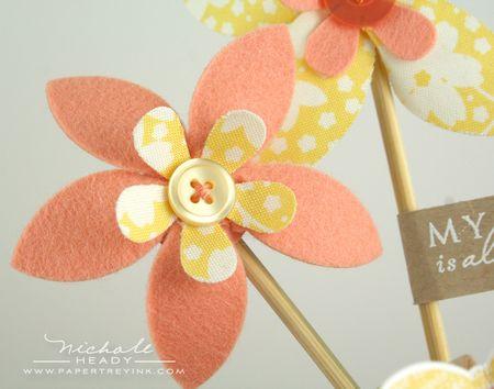 Small flower closeup