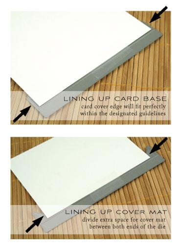 Lining-up-dies