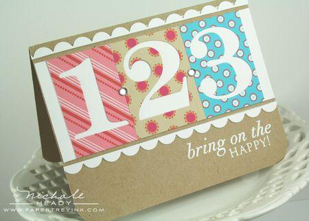 123 Blocks card