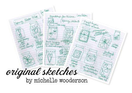 Spring-sketches