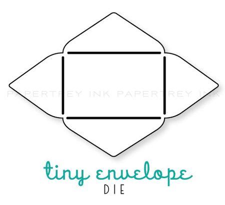 Tiny-Envelope-die