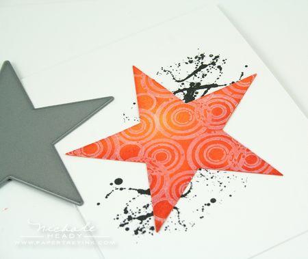 Stamping star