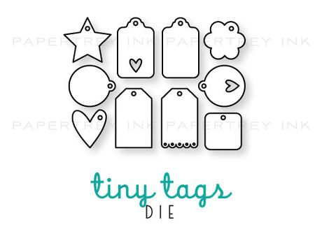 Tiny-Tags-die