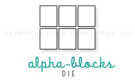 Alpha-blocks-die