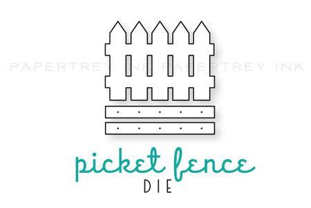 Picket-Fence-die
