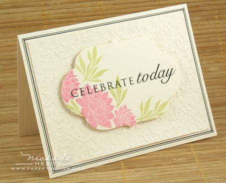 Celebrate Today Card