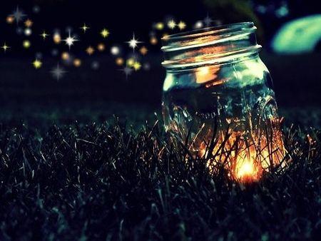 Fireflies inspiration