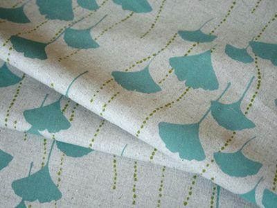 Gingko fabric