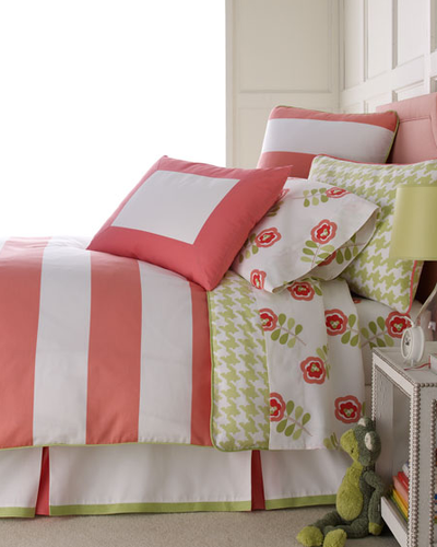 Houndstooth bedding