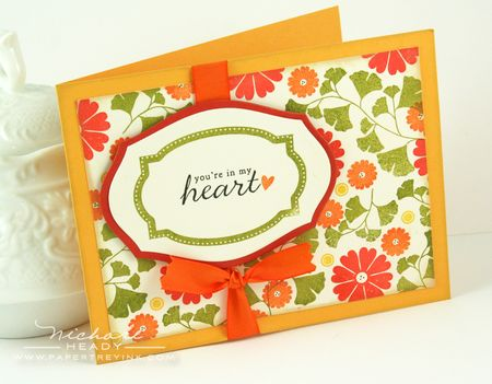 You're In My Heart Card