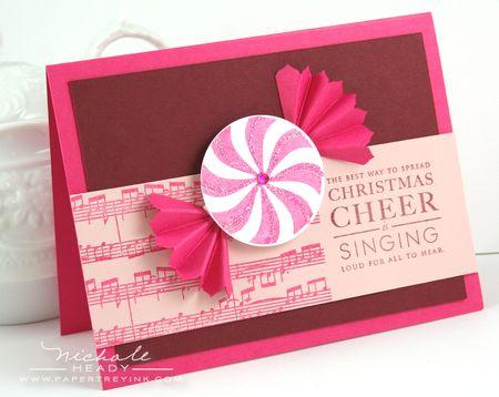 Singing Loud Card