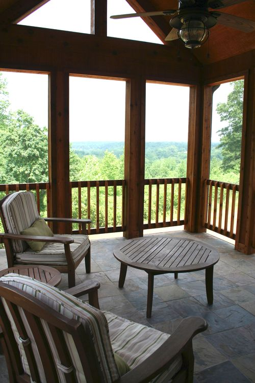 Screen porch 1