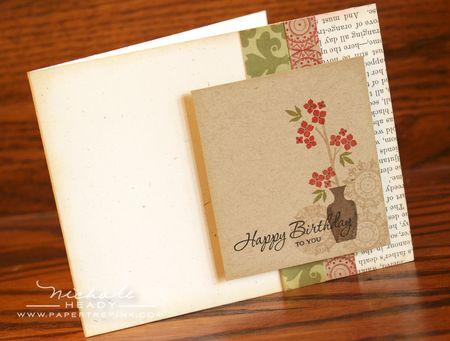 Birthday Branch Card