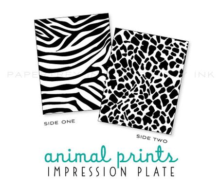 Animal-prints-impression
