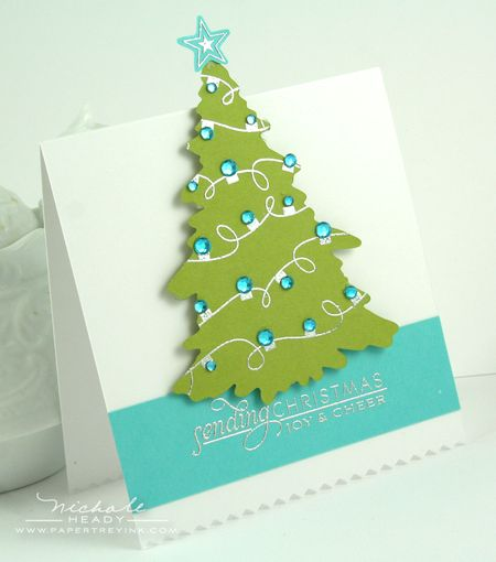 Sending Joy & Cheer Card