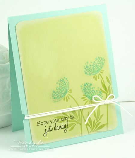 Just Dandy Card