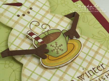 Cocoa closeup