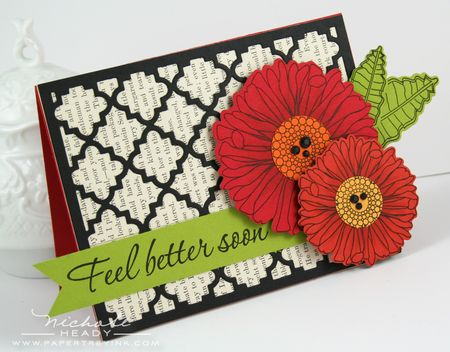 Feel Better Soon Card