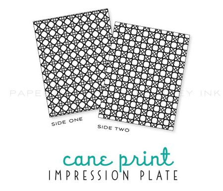 Cane-Print-plate