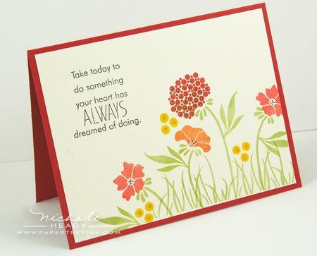 Always Dreamed Card