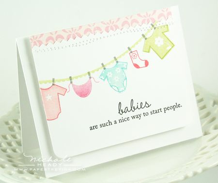 Babies Card