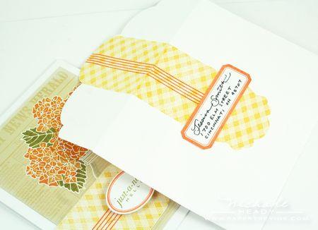 Envelope & card set